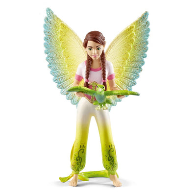 Schleich Bayala 70584 Surah with parrot Kuack