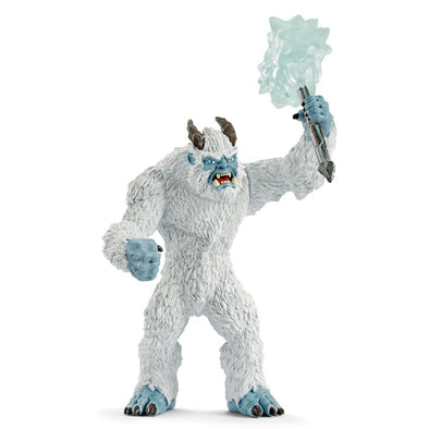 Schleich Eldrador 42448 Ice Monster with Weapon