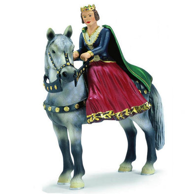 Schleich Knights 70048 Queen on Horseback