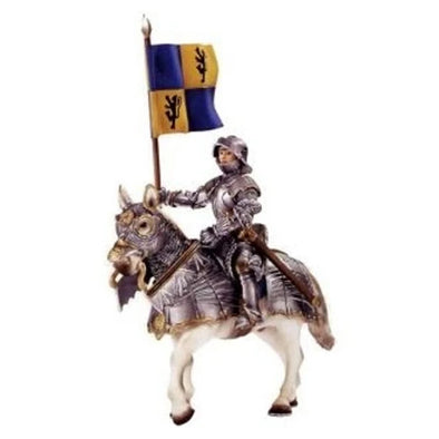 Schleich Knights 70008 Standard Bearer on Horse