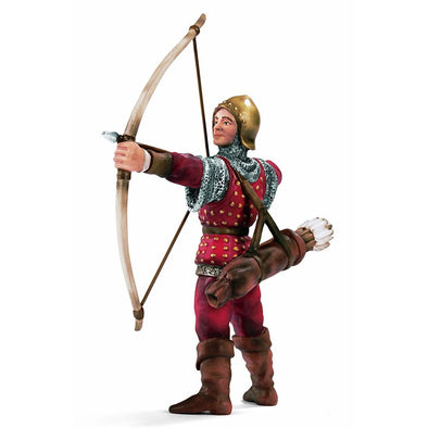 Schleich Knights 70015 Archer - Red