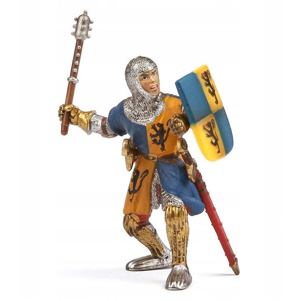 Schleich Knights 70023 Foot-Soldier with Mace