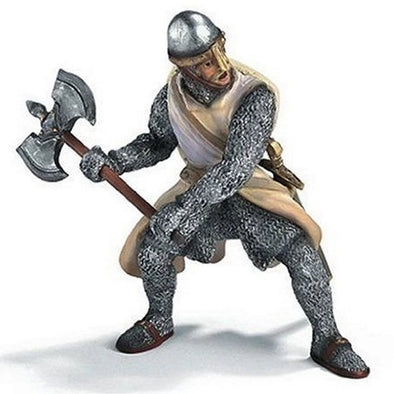 Schleich Knight 70036 Foot-Soldier with Battle Axe