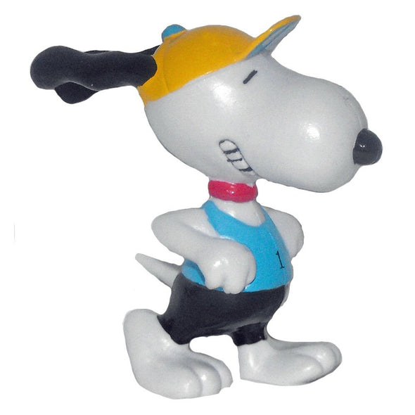 Peanuts - Jogging Snoopy Light Blue