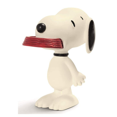 Schleich Peanuts Snoopy with Bowl