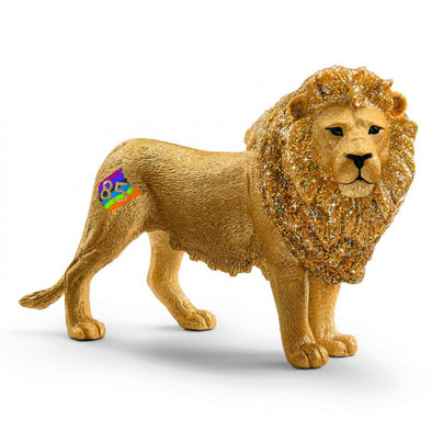 Schleich Special Edition - 85th Anniversary Golden Lion