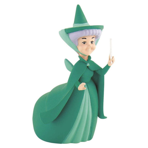 Sleeping Beauty Cake Topper Fauna the Green Fairy Toy ...