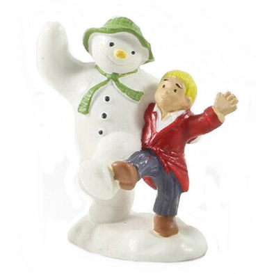 The Snowman Boy movie 1982 pvc bullyland