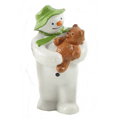 The Snowman Teddy movie 1982 pvc bullyland