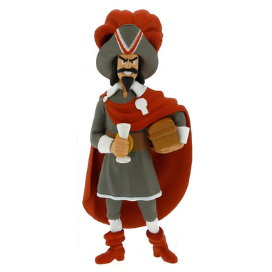 Tintin Red Rackham PVC toy figure 42456