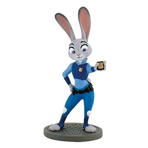 Zootopia Cake Topper Judy Hopps Toy Figure