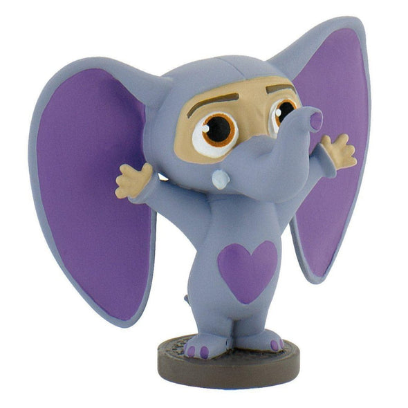Zootopia Cake Topper Finnickphant Toy Figure.