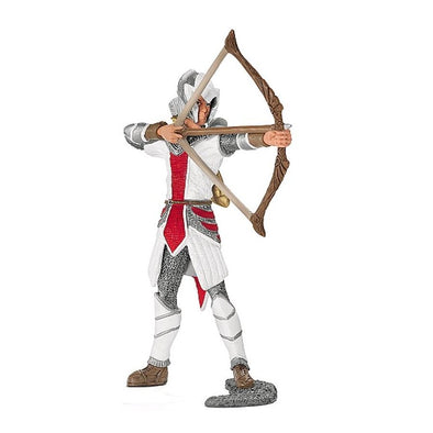 Schleich 72036 Griffon Knight Red with Bow