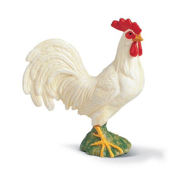 Schleich 13124 White Rooster chicken