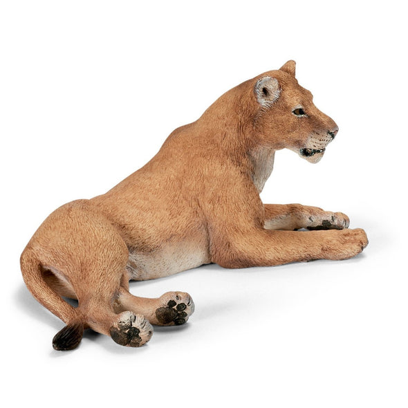 Schleich 14375 Lioness, lying Lion