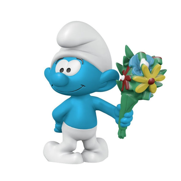20797 Bouquet or Flower Smurf Lucky Smurfs