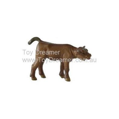 Schleich 13005 Brown Calf, standing