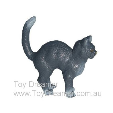 Schleich 13015 Grey Cat, standing