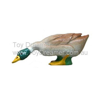 Schleich 13019 Mallard Duck, head down