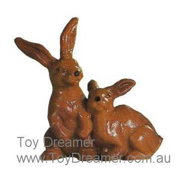 Schleich 13106 Brown Rabbits