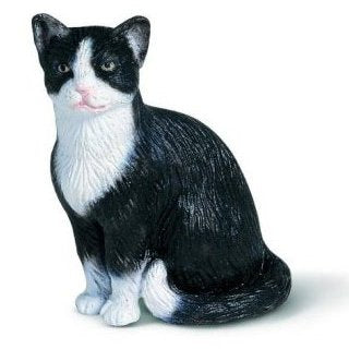 Schleich 13123 Cat, sitting