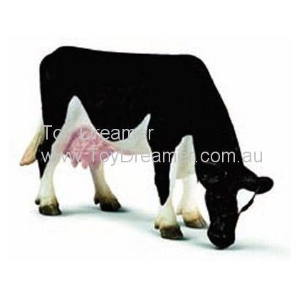 Schleich 13141 Holstein Cow, grazing (New with Tag!)