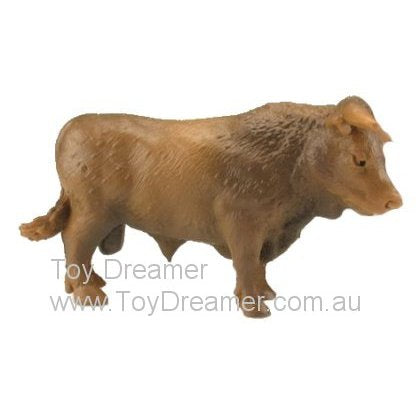 Schleich 13219 Brown Bull
