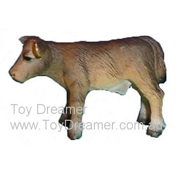 Schleich 13255 Brown Swiss Calf
