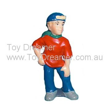 Schleich 13427 Boy with Blue Cap