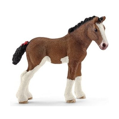 Schleich 13810 Clydesdale Foal