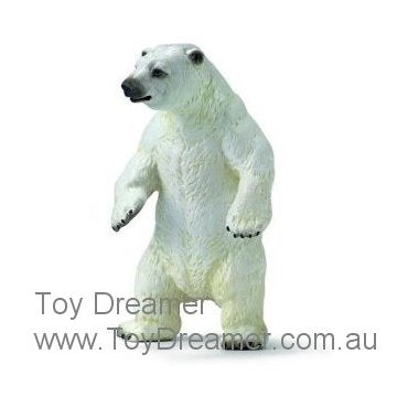 Schleich 14090 Polar Bear, male standing