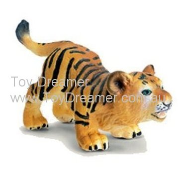 Schleich 14092 Tiger Cub, lurking
