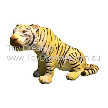 Schleich 14096 Tiger, sitting (couple of tiny rubs)