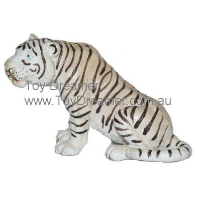 Schleich 14097 White Tiger, sitting (with Tag!)