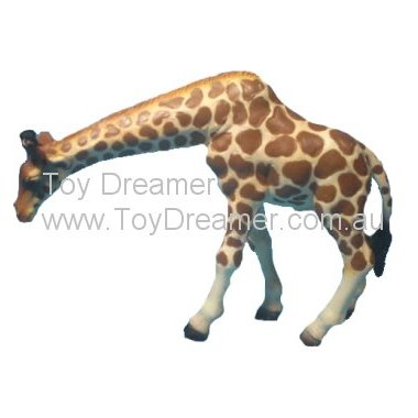 Schleich 14149 Giraffe Male, leaning (with Tag!)