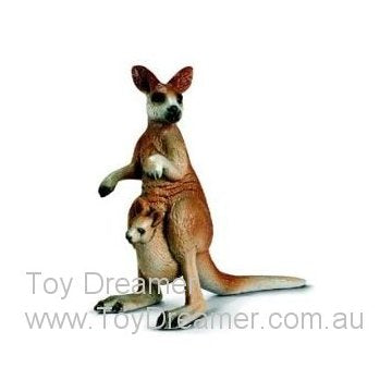 Schleich 14174 Kangaroo (New with Tag!)