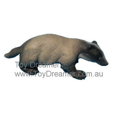 Schleich 14224 Badger (with Tag!)