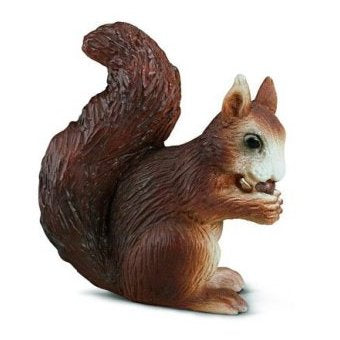 Schleich 14252 Squirrel, eating