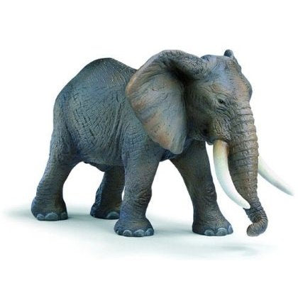 Schleich 14341 African Elephant, Male