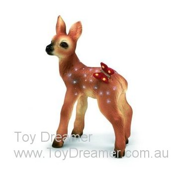Schleich 14458 Fawn with Butterfly
