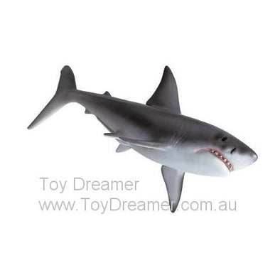 Schleich 14553 Great White Shark (New with Tag!)