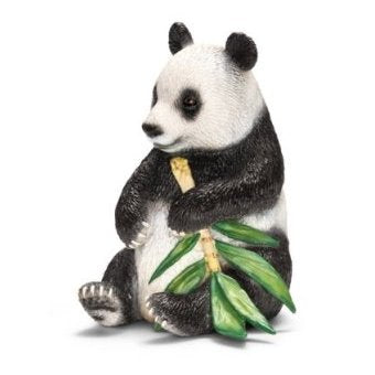 Schleich 14664 Giant Panda, Eating Bamboo