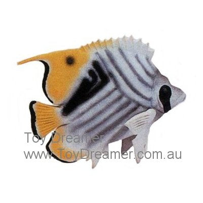 Schleich 16252 Threadfin Butterfly Fish (with Tag)
