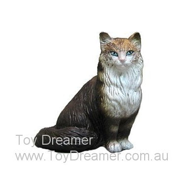 Schleich 16601 Norwegian Forest Cat