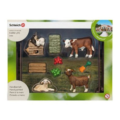Schleich 21052 Children's Zoo Playset