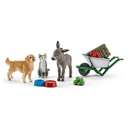 Schleich 41423 Feeding on the Farm