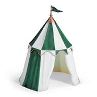 Schleich 42018 Tournament Tent Green