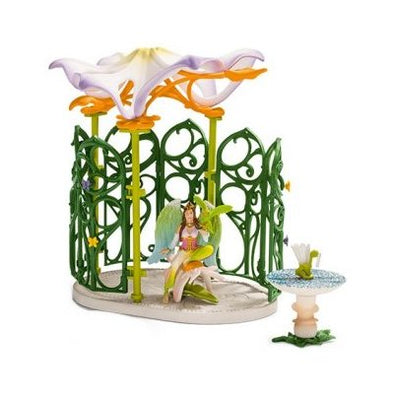 Schleich 42175 Guest House for Elf Visitors
