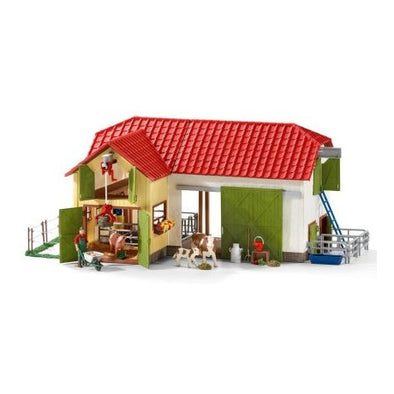 Schleich 42333 Large Farm with Accessories