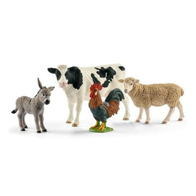 Schleich 42385 Farm World Starter Set